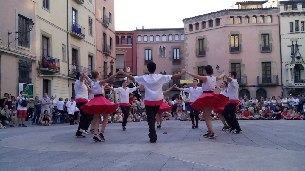 Xurriacada infantil i cercaviles de Festa Major